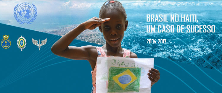 Brasil no Haiti, um caso de sucesso