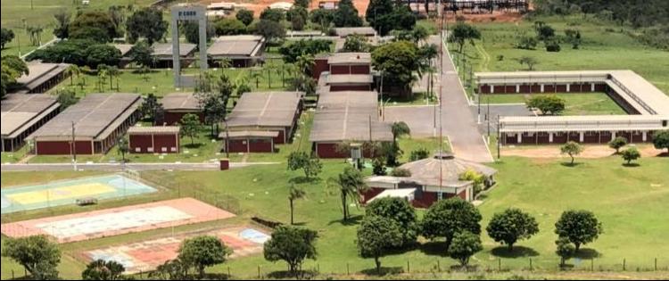 Área de Treinamento Físico Militar